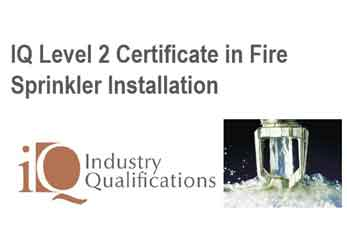 Qualify in Sprinklers